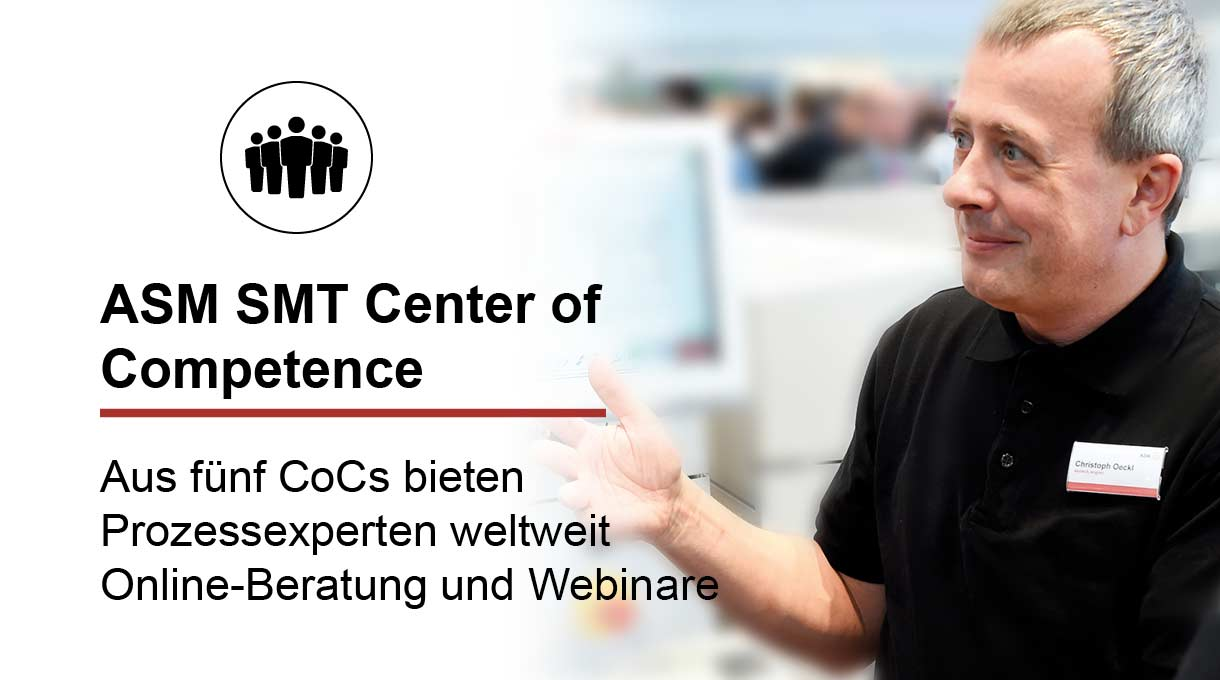 ASM SMT Center of Competence
